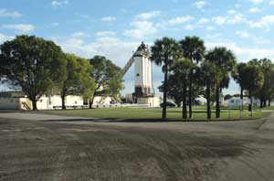 Ranger's West Palm Beach Asphalt Plant.