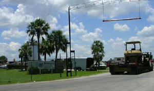 Ranger Construction Industries' Ft. Pierce, FL, facility.