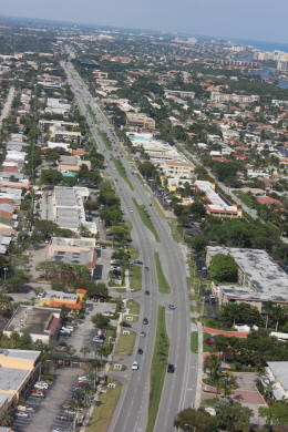Ranger's SR-5/US-1 project in Boca Raton, FL.