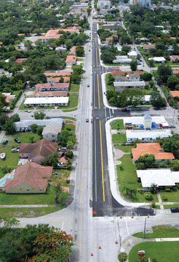 Ranger South is reconstructing NE 2nd Avenue in Miami-Dade County.