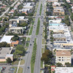 aerial view of SR-5 in Boca Raton