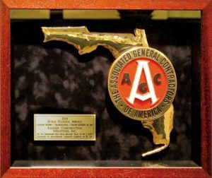 Ranger Receives 'Best In Construction,' 'Build Florida,' and 'Readers' Choice' Awards