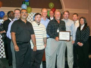 Group Recognized By Safety Council of Palm Beach