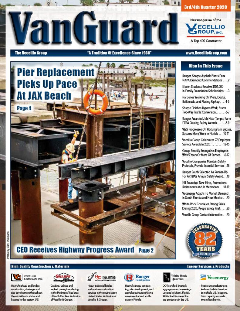 VanGuard 3rd-4th Quarter 2020